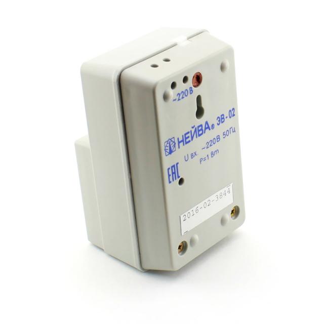 Звонок электронный НЕЙВА ЭВ-02 220В 50Гц 70Дб